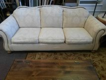 Pretty Nailhead Sofa in Elgin, Illinois