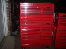 Large Husky Rolling Tool Cabinet in Travis AFB, California