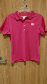 Nike Golf - Ladies Tech Basic Dri-FIT Polo, Flamingo, L (T=46) in Fort Campbell, Kentucky
