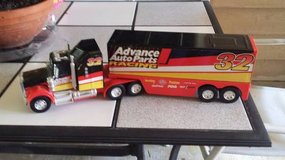 Nascar Advance Automotive Racing  Semi kids toy in Moody AFB, Georgia