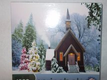 springbok 1000 piece puzzle country christmas in Fort Campbell, Kentucky