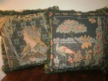 Custom Tapestry & Velvet Throw Pillows Couch Pillow in Naperville, Illinois