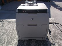 hp color laserjet 3800 printer q5981a comes 4 toners tested works 140014 in Huntington Beach, California
