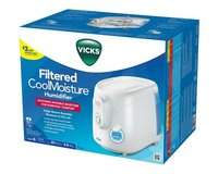 Vicks Filtered Cool Moisture Humidifier - LIKE NEW! in Naperville, Illinois
