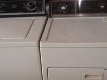 Nice working Washer and  Dryer in Fort Rucker, Alabama