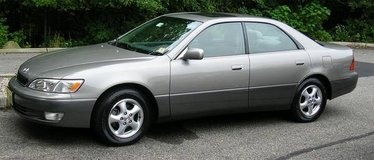 1998 LEXUS ES300 V6 GREAT CONDITION LOW MILES 185K CHECK OUT LOW PRICE in Sacramento, California