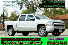 2011 Chevrolet Silverado 1500 LTZ Ask for Louis (760) 802-8348 in Oceanside, California