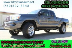 2010 Toyota Tacoma Base Ask for louis (760) 802-8348 in Camp Pendleton, California