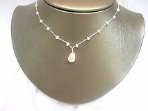 NWT american eagle outfitters necklace white plastic pendant statement choker in Alvin, Texas