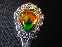 South Carolina silver tone usa state collector souvenir spoon travel in Kingwood, Texas