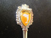 Antigua a gift corp dolphin ocean sea vacation collector souvenir spoon travel in Kingwood, Texas
