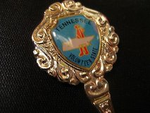 Tennessee volunteer usa state collector souvenir spoon travel in Kingwood, Texas
