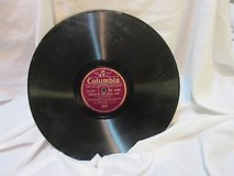 "antique columbia 1685 tango ballroom 78 rpm record etched album 10"" double sided in Kingwood, Texas"