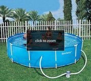 Bestway 12 x 30 inches; Round Steel Frame Family Pool in Batavia, Illinois