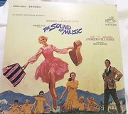 Sound of music rca victor soundtrack vg andrews plummer album 33 rpm hammerstein in Kingwood, Texas