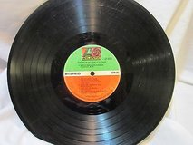 1969 vintage atlantic the best of percy sledge sd 8210 etched record only in Houston, Texas