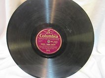 "Columbia 3261 conga rumba vintage 78 rpm etched album 10"" dbl sided first press in Kingwood, Texas"
