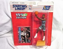 NIB 1995 nbs starting line up orlando magic hardaway action figure basketball in Kingwood, Texas