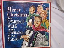Merry Christmas lawrence welk & champagne music maker reader's digest box set in Kingwood, Texas