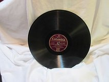 "antique 2466 gibbons piano waltz 78 rpm record etched album 10"" double sided in Kingwood, Texas"