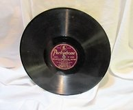 "Van Straten lady's in love w/ you/fdr jones  78 rpm record etched album 10"" in Kingwood, Texas"