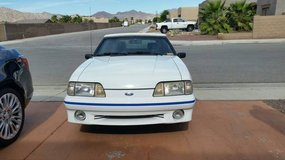 **1988 FORD MUSTANG GT CONVERTABLE** in Yuma, Arizona