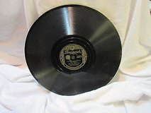 "antique jersey bounce fox trot polka 78 rpm record etched album 10"" double sided in Kingwood, Texas"
