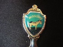 Missouri shovel engraved usa state collector souvenir spoon travel in Kingwood, Texas