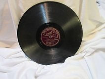 "His master's voice 5645  dorsey 78 rpm record etched album 10"" double sided in Kingwood, Texas"