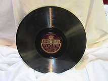 "1934 Parlophone Odeon Series RO 20431 78rpm Record Etched Album 10"" Double Sided in Kingwood, Texas"