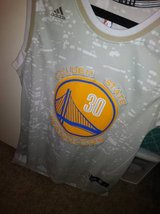 ADIDAS NBA GOLDEN STATE WARRIORS STEPHEN CURRY FASHION JERSEY in Roseville, California