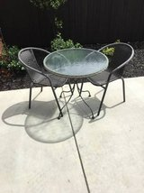 3 Piece Patio Bistro Set in Vacaville, California