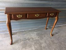 Queen Anne Sofa or entry table in Vacaville, California
