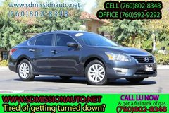 2015 Nissan Altima 2.5 S Ask for Louis (760) 802-8348 in Camp Pendleton, California