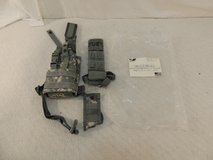 eagle ind. uh-92f-ms-uca universal holster acu w/ leg extender & magazine pouch 51111 in Huntington Beach, California