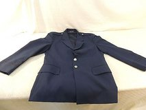 air force blue jacket dress uniform  42 regular used  patriot military u.s.a.  51099 in Fort Carson, Colorado