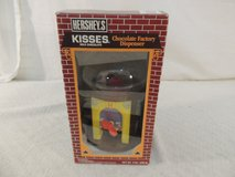 1993 hershey's kisses chocolate factory dispenser nib ages 3+ unique 51092 in Fort Carson, Colorado