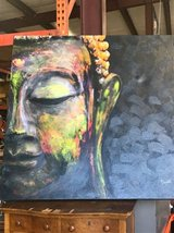 Buddha Artwork in Baytown, Texas