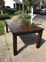 6ft patio table WITH BUILT IN COOLERS!!! in Lexington, Kentucky