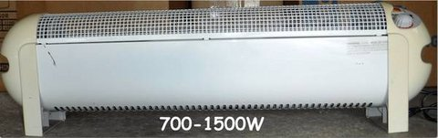 Lakewood Portable Space Heater 700 - 1500W in Chicago, Illinois