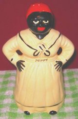 "Vintage Pepper Shaker - 1940's ""PEPPY"" in Chicago, Illinois"