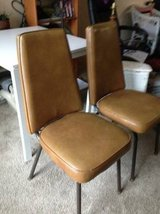 2 Vintage Mid Century Kitchen Chairs Douglas Furniture Chair Company in Sacramento, California