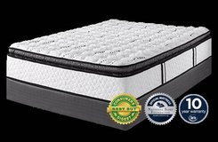 ***NEW Serta Hillgate Super PillowTop Queen Matt/Set in Beaufort, South Carolina