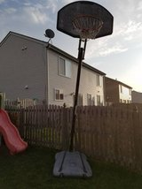 FREE FREE FREE Portable basketball hoop in Lockport, Illinois