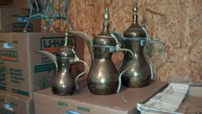 Brass Turkish Coffee Pots in Dothan, Alabama