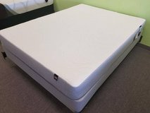 "Brand NEW! THERAPEDIC 8"" Cooling Gel / Memory Foam Mattress DELIVERY in Chicago, Illinois"