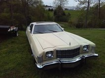 1976 FORD ELITE, believed to be all orginal, Great Collectors Car in Cincinnati, Ohio