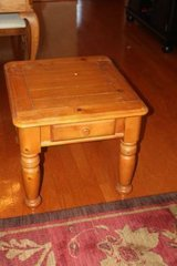 Rustic End / Side Table with drawer in Kingwood, Texas