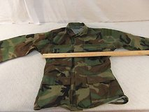 special forces ranger navy seals bdu jacket top airsoft woodland small / short 33956 in Fort Carson, Colorado