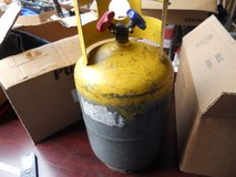 a/c freon refrigerant recovery tank  60326 in Fort Carson, Colorado